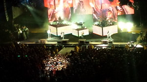 Linkin Park on Carnvores Tour